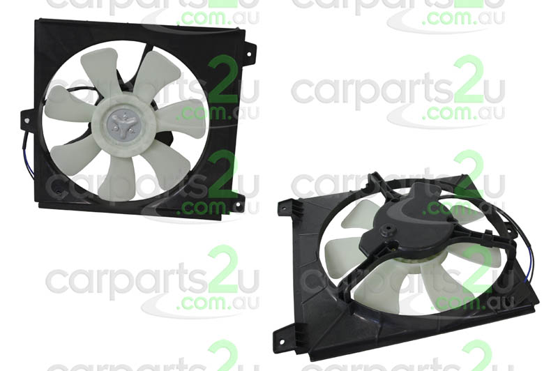 TOYOTA RAV 4 AE112  CONDENSER FAN ASSEMBLY - New quality car parts & auto spares online Australia wide with the convenience of shopping from your own home. Carparts 2U Penrith Sydney