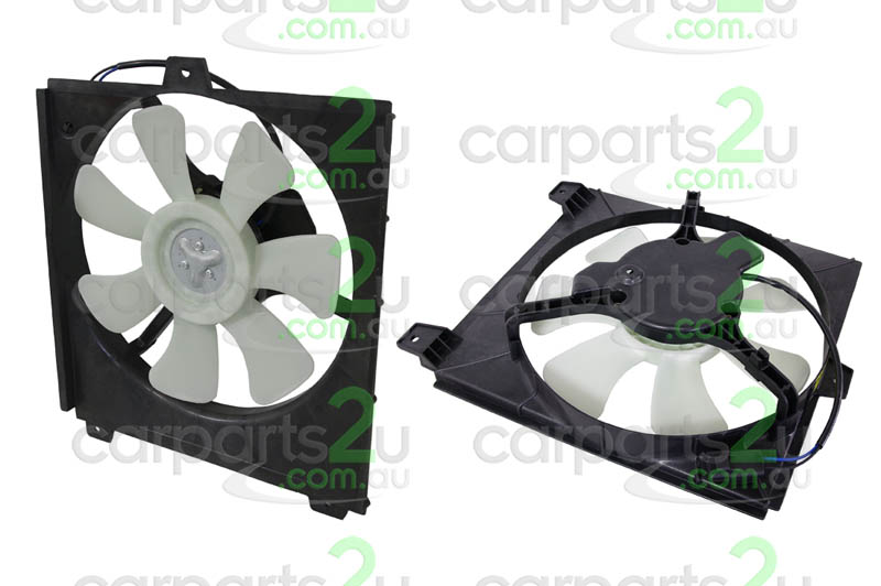 TOYOTA RAV 4 RAV 4 SXA10/SXA11  CONDENSER FAN ASSEMBLY - New quality car parts & auto spares online Australia wide with the convenience of shopping from your own home. Carparts 2U Penrith Sydney