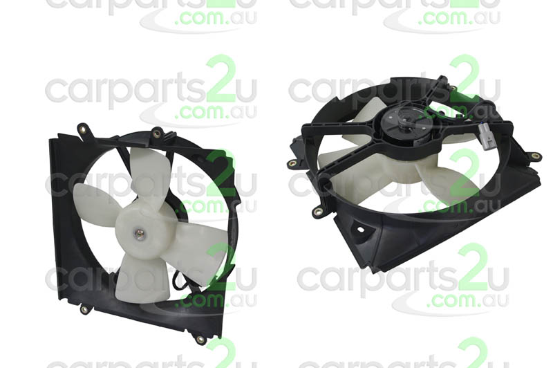 TOYOTA RAV 4 PRIUS ZVW30 HATCH  RADIATOR FAN ASSEMBLY - New quality car parts & auto spares online Australia wide with the convenience of shopping from your own home. Carparts 2U Penrith Sydney