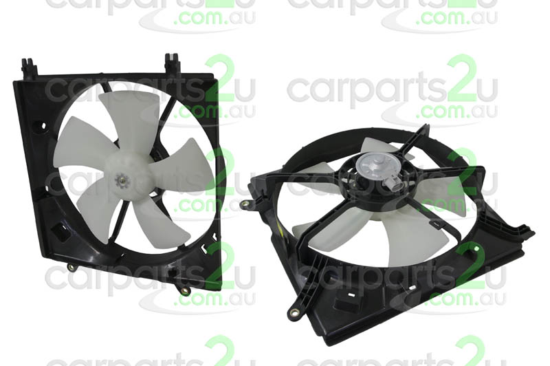 TOYOTA RAV 4 RAV 4 SXA10/SXA11  RADIATOR FAN ASSEMBLY - New quality car parts & auto spares online Australia wide with the convenience of shopping from your own home. Carparts 2U Penrith Sydney