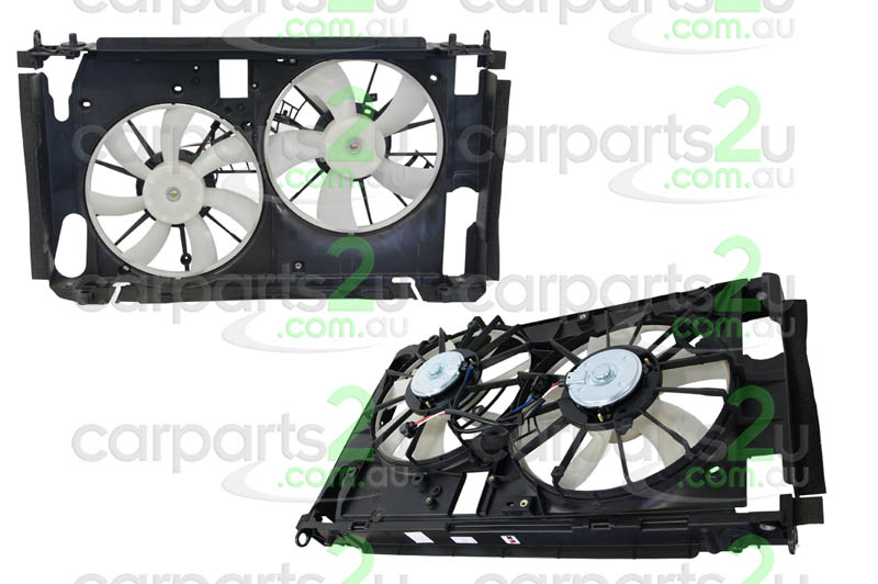 TOYOTA RAV 4 RAV 4 ACA33/GSA33/ACA38  RADIATOR FAN ASSEMBLY - New quality car parts & auto spares online Australia wide with the convenience of shopping from your own home. Carparts 2U Penrith Sydney