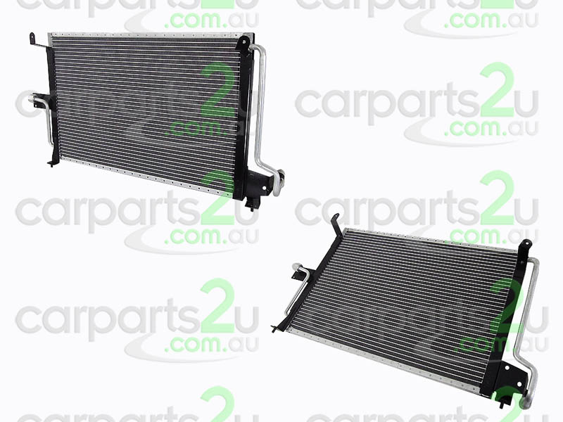HOLDEN ASTRA VECTRA JR / JS  CONDENSER - New quality car parts & auto spares online Australia wide with the convenience of shopping from your own home. Carparts 2U Penrith Sydney