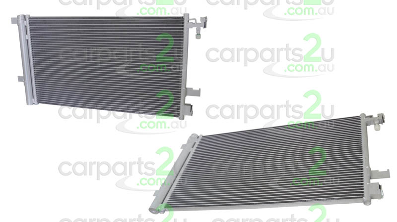 HOLDEN CRUZE CRUZE JG  CONDENSER - New quality car parts & auto spares online Australia wide with the convenience of shopping from your own home. Carparts 2U Penrith Sydney
