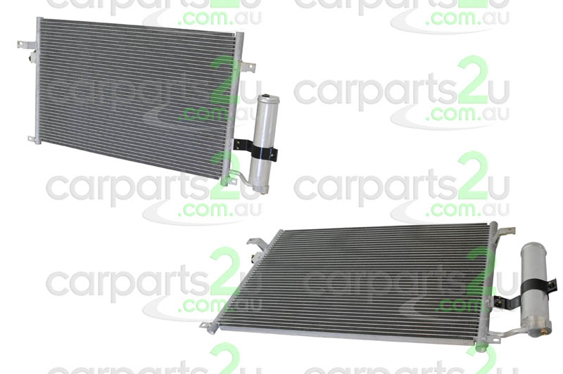 HOLDEN VIVA VECTRA ZC  CONDENSER - New quality car parts & auto spares online Australia wide with the convenience of shopping from your own home. Carparts 2U Penrith Sydney