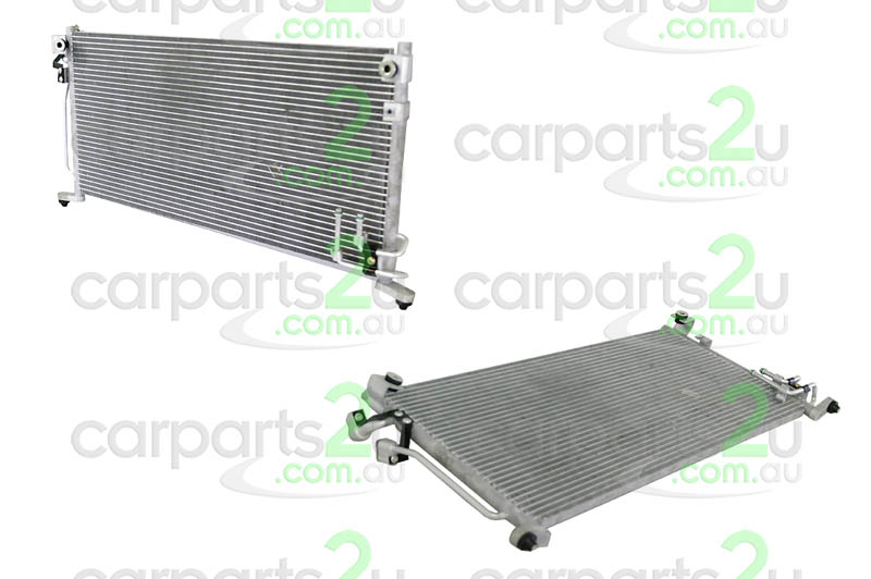 MITSUBISHI LANCER TE/TF/TH/TJ  CONDENSER - New quality car parts & auto spares online Australia wide with the convenience of shopping from your own home. Carparts 2U Penrith Sydney