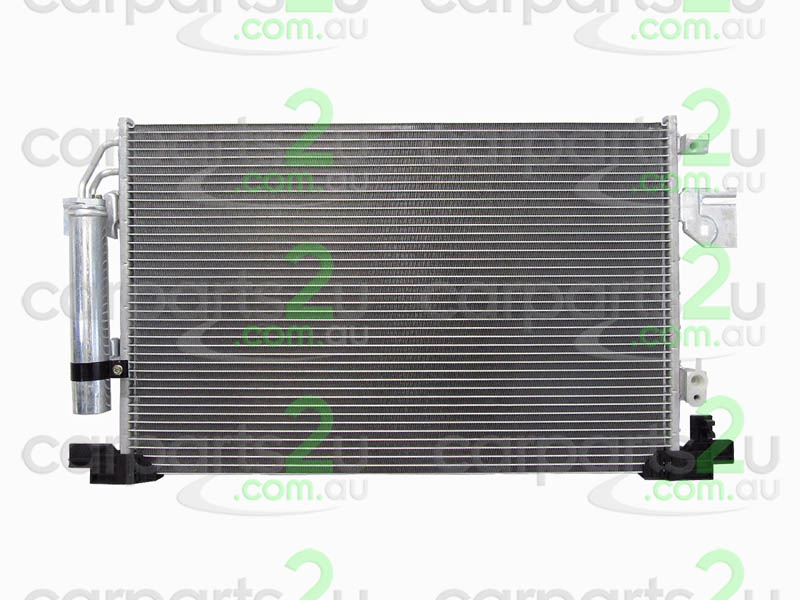 MITSUBISHI LANCER CH  CONDENSER - New quality car parts & auto spares online Australia wide with the convenience of shopping from your own home. Carparts 2U Penrith Sydney