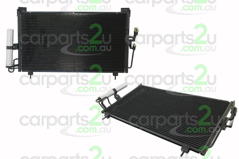 MITSUBISHI OUTLANDER CJ  CONDENSER - New quality car parts & auto spares online Australia wide with the convenience of shopping from your own home. Carparts 2U Penrith Sydney