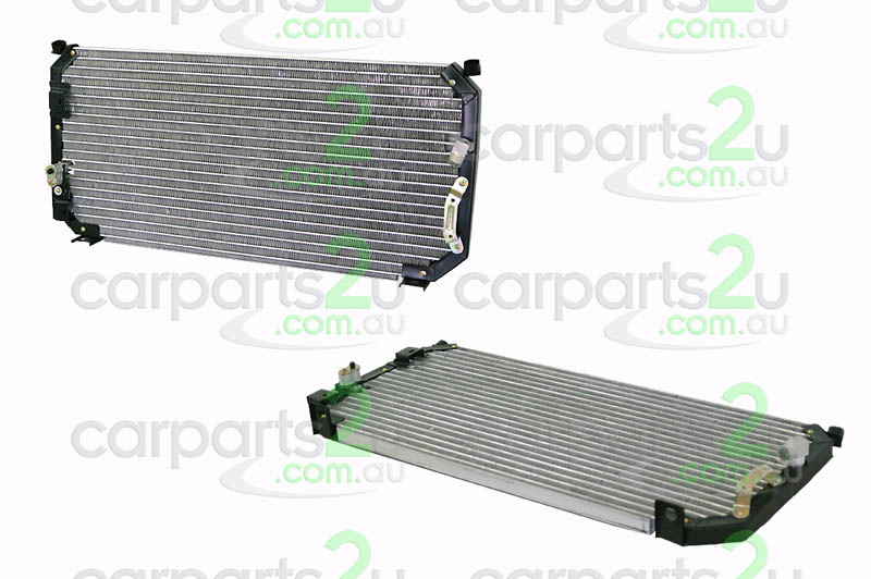 TOYOTA COROLLA HYBRID AHV40  CONDENSER - New quality car parts & auto spares online Australia wide with the convenience of shopping from your own home. Carparts 2U Penrith Sydney