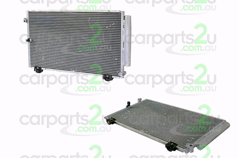 TOYOTA COROLLA AE112  CONDENSER - New quality car parts & auto spares online Australia wide with the convenience of shopping from your own home. Carparts 2U Penrith Sydney