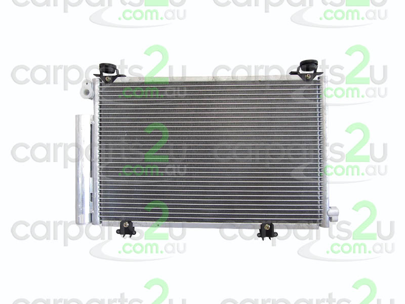 TOYOTA ECHO ZRE152/ZRE153 HATCH  CONDENSER - New quality car parts & auto spares online Australia wide with the convenience of shopping from your own home. Carparts 2U Penrith Sydney