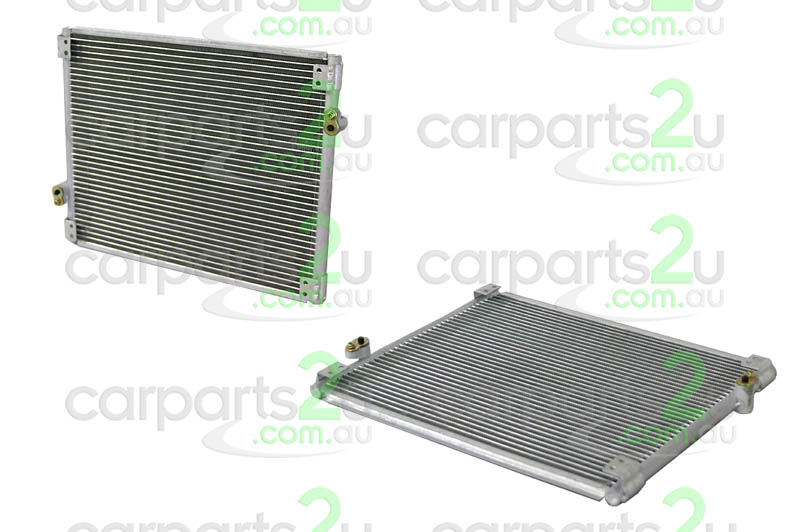 TOYOTA HIACE HIACE VAN  CONDENSER - New quality car parts & auto spares online Australia wide with the convenience of shopping from your own home. Carparts 2U Penrith Sydney