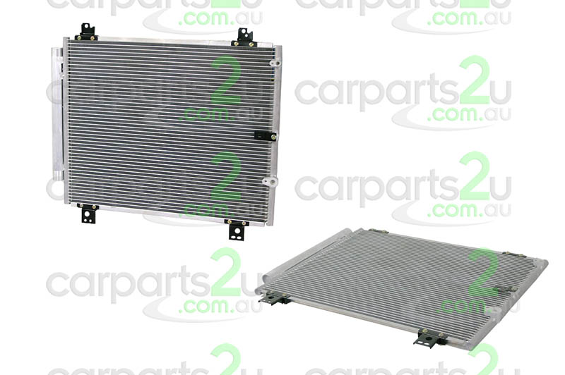 TOYOTA HIACE ECHO HATCH  CONDENSER - New quality car parts & auto spares online Australia wide with the convenience of shopping from your own home. Carparts 2U Penrith Sydney