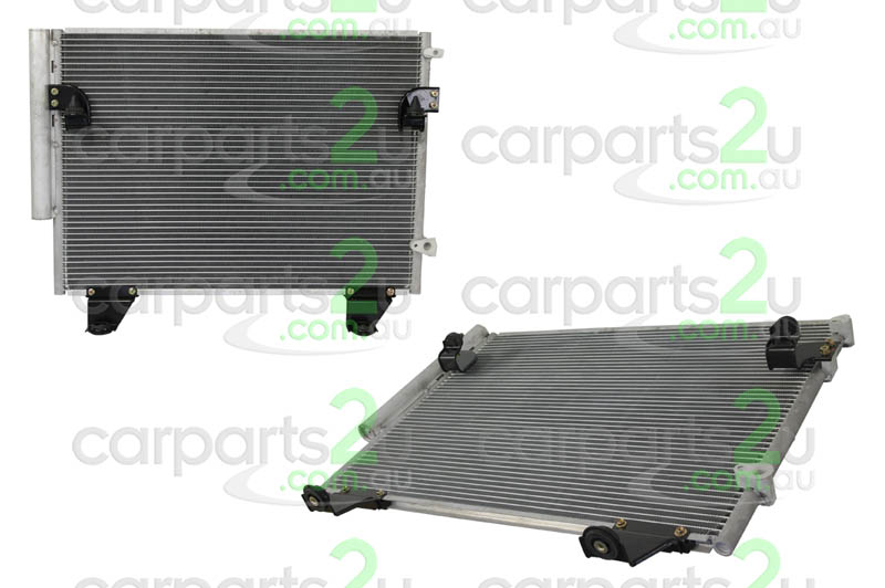TOYOTA HILUX HIACE VAN  CONDENSER - New quality car parts & auto spares online Australia wide with the convenience of shopping from your own home. Carparts 2U Penrith Sydney