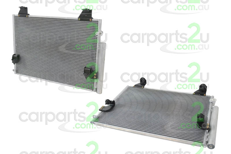 TOYOTA HILUX HILUX UTE  CONDENSER - New quality car parts & auto spares online Australia wide with the convenience of shopping from your own home. Carparts 2U Penrith Sydney