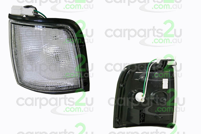 HOLDEN RODEO NOVA LE / LF  FRONT CORNER LIGHT - New quality car parts & auto spares online Australia wide with the convenience of shopping from your own home. Carparts 2U Penrith Sydney