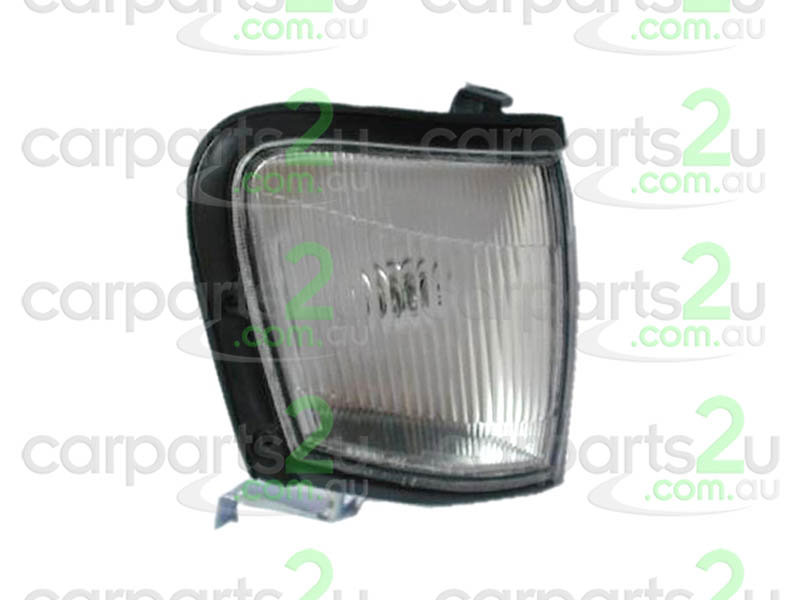 HOLDEN RODEO TF  FRONT CORNER LIGHT - New quality car parts & auto spares online Australia wide with the convenience of shopping from your own home. Carparts 2U Penrith Sydney