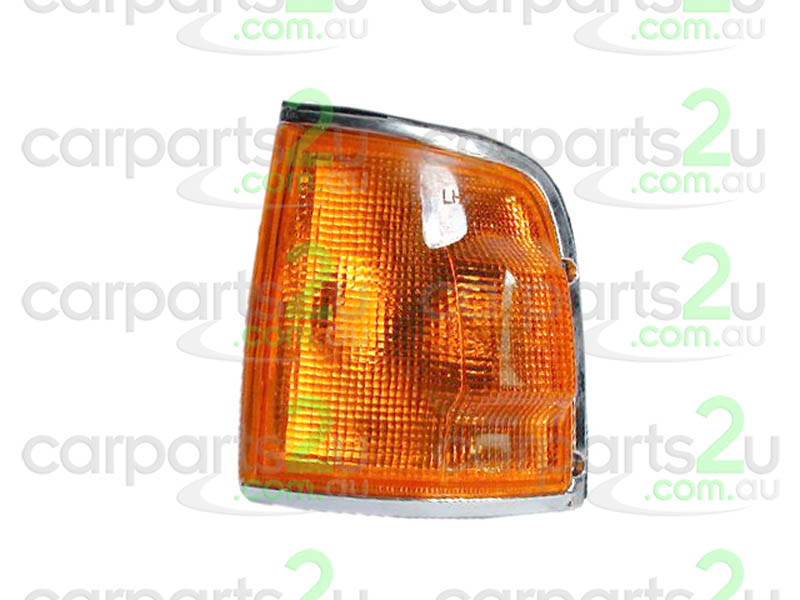 HOLDEN RODEO TF G3/G6  FRONT CORNER LIGHT - New quality car parts & auto spares online Australia wide with the convenience of shopping from your own home. Carparts 2U Penrith Sydney