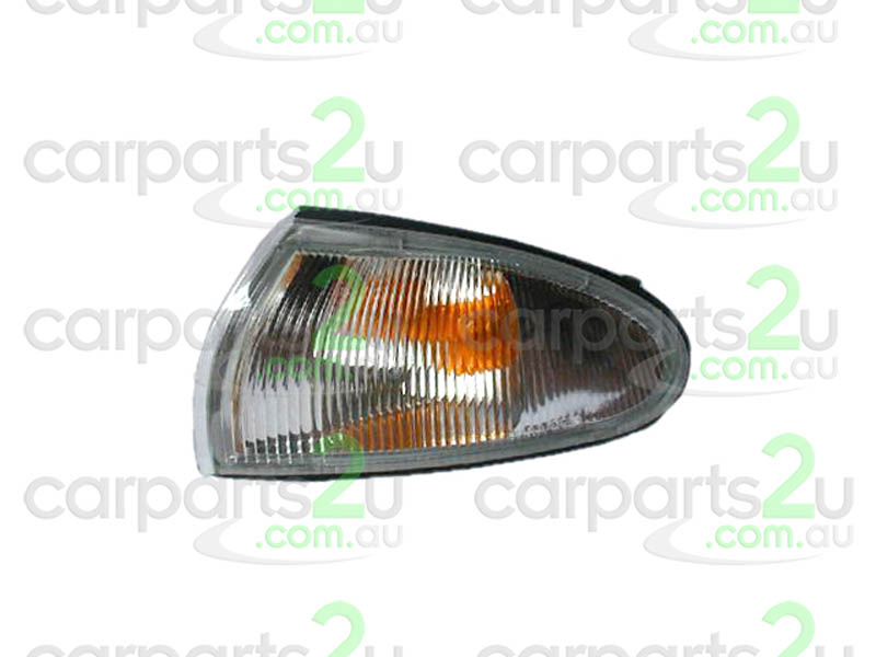 MITSUBISHI LANCER CC  FRONT CORNER LIGHT - New quality car parts & auto spares online Australia wide with the convenience of shopping from your own home. Carparts 2U Penrith Sydney