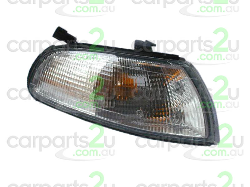 MAZDA 626 GE  FRONT CORNER LIGHT - New quality car parts & auto spares online Australia wide with the convenience of shopping from your own home. Carparts 2U Penrith Sydney
