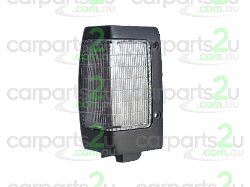 NISSAN NAVARA A32  FRONT CORNER LIGHT - New quality car parts & auto spares online Australia wide with the convenience of shopping from your own home. Carparts 2U Penrith Sydney