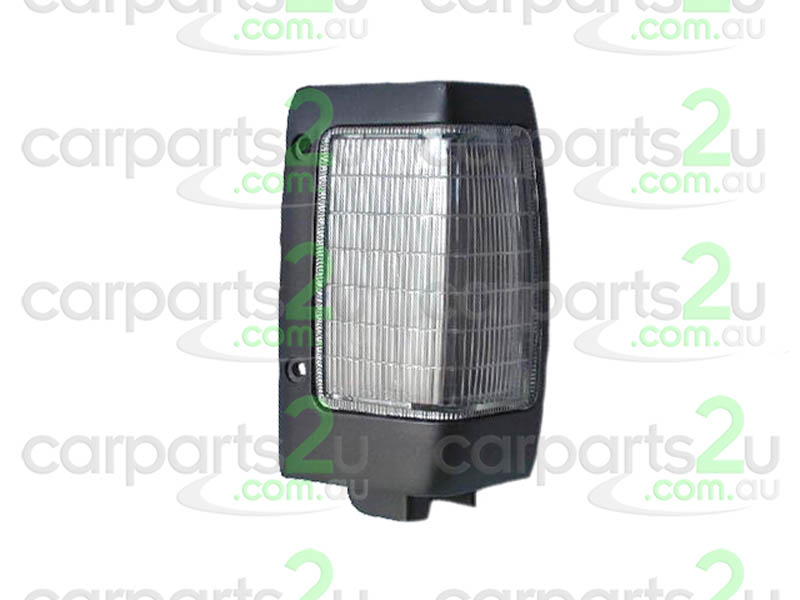 NISSAN NAVARA D21 UTE  FRONT CORNER LIGHT - New quality car parts & auto spares online Australia wide with the convenience of shopping from your own home. Carparts 2U Penrith Sydney