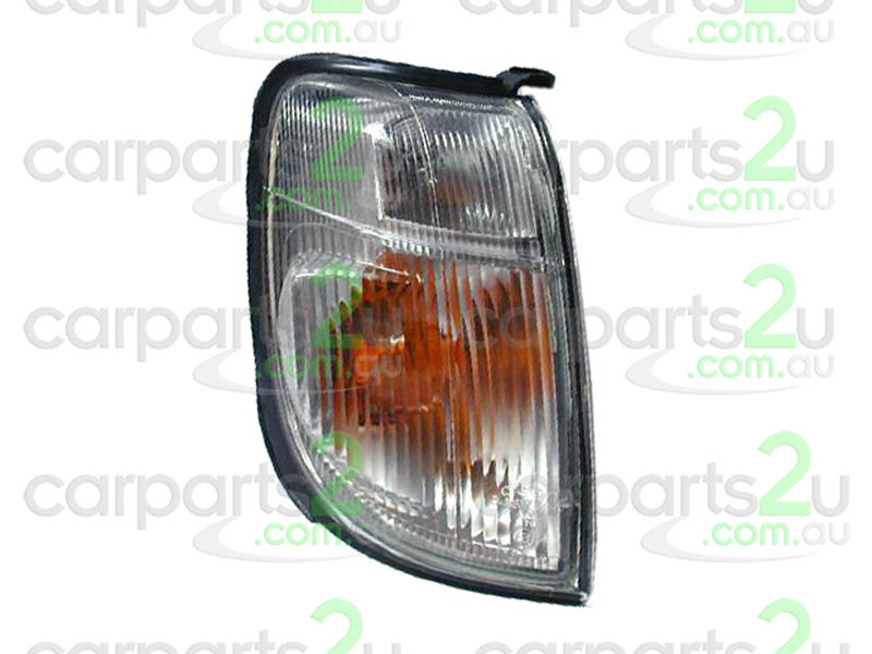 NISSAN NAVARA D22 UTE  FRONT CORNER LIGHT - New quality car parts & auto spares online Australia wide with the convenience of shopping from your own home. Carparts 2U Penrith Sydney
