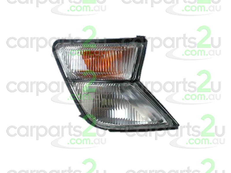 NISSAN PATROL N16 HATCH  FRONT CORNER LIGHT - New quality car parts & auto spares online Australia wide with the convenience of shopping from your own home. Carparts 2U Penrith Sydney