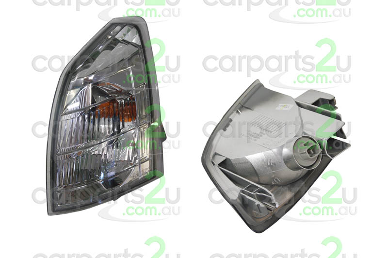 NISSAN X-TRAIL GU / Y61  FRONT CORNER LIGHT - New quality car parts & auto spares online Australia wide with the convenience of shopping from your own home. Carparts 2U Penrith Sydney