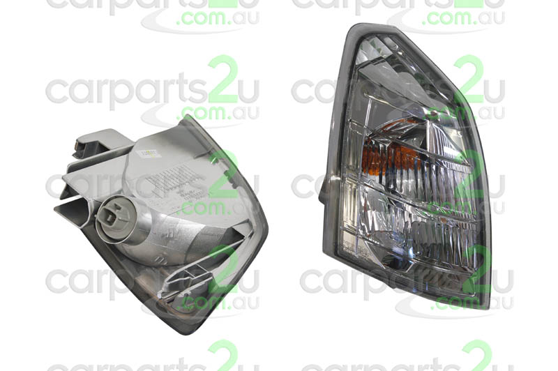 NISSAN X-TRAIL T30  FRONT CORNER LIGHT - New quality car parts & auto spares online Australia wide with the convenience of shopping from your own home. Carparts 2U Penrith Sydney