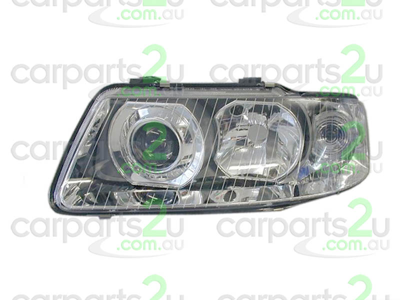 AUDI A3  HEAD LIGHT - New quality car parts & auto spares online Australia wide with the convenience of shopping from your own home. Carparts 2U Penrith Sydney