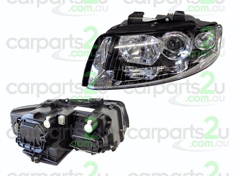 AUDI A4 A3 8L HATCH  HEAD LIGHT - New quality car parts & auto spares online Australia wide with the convenience of shopping from your own home. Carparts 2U Penrith Sydney