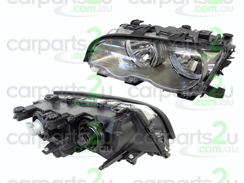 BMW 3 SERIES E36  HEAD LIGHT - New quality car parts & auto spares online Australia wide with the convenience of shopping from your own home. Carparts 2U Penrith Sydney