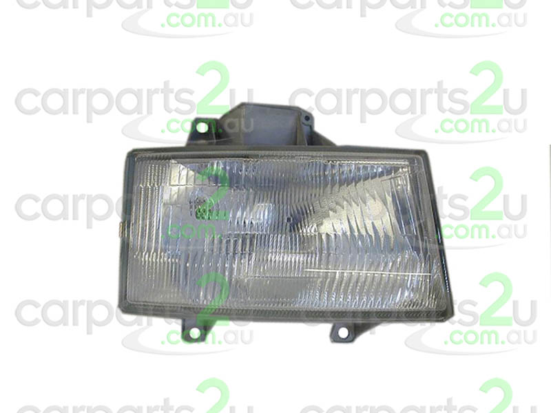 FORD COURIER PE  HEAD LIGHT - New quality car parts & auto spares online Australia wide with the convenience of shopping from your own home. Carparts 2U Penrith Sydney