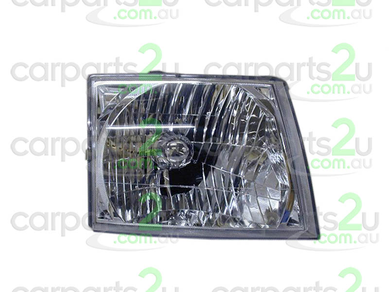 FORD COURIER PG/PH  HEAD LIGHT - New quality car parts & auto spares online Australia wide with the convenience of shopping from your own home. Carparts 2U Penrith Sydney