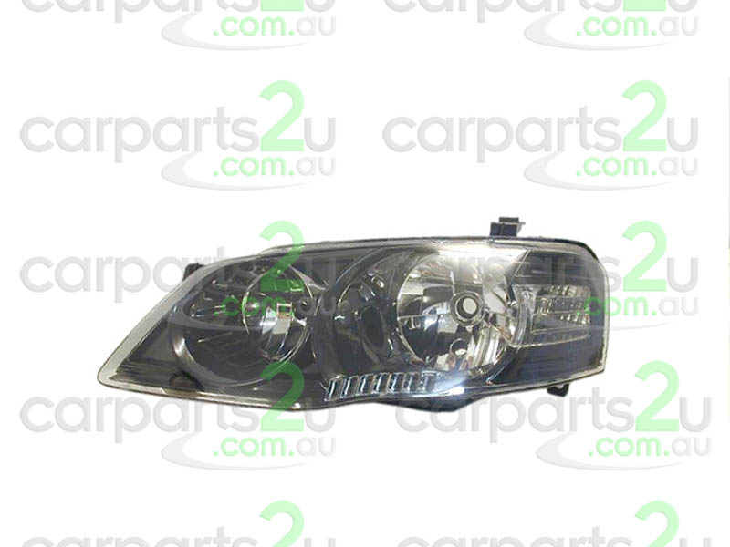 FORD FALCON BA / BF  HEAD LIGHT - New quality car parts & auto spares online Australia wide with the convenience of shopping from your own home. Carparts 2U Penrith Sydney