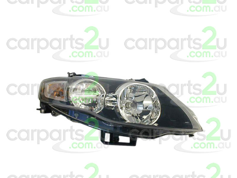 FORD FALCON FG SERIES 1  HEAD LIGHT - New quality car parts & auto spares online Australia wide with the convenience of shopping from your own home. Carparts 2U Penrith Sydney
