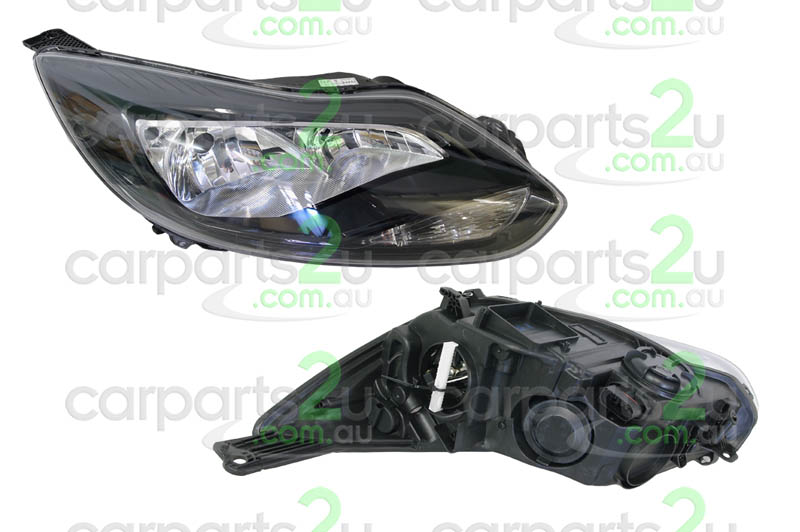 FORD FOCUS FOCUS LW  HEAD LIGHT - New quality car parts & auto spares online Australia wide with the convenience of shopping from your own home. Carparts 2U Penrith Sydney