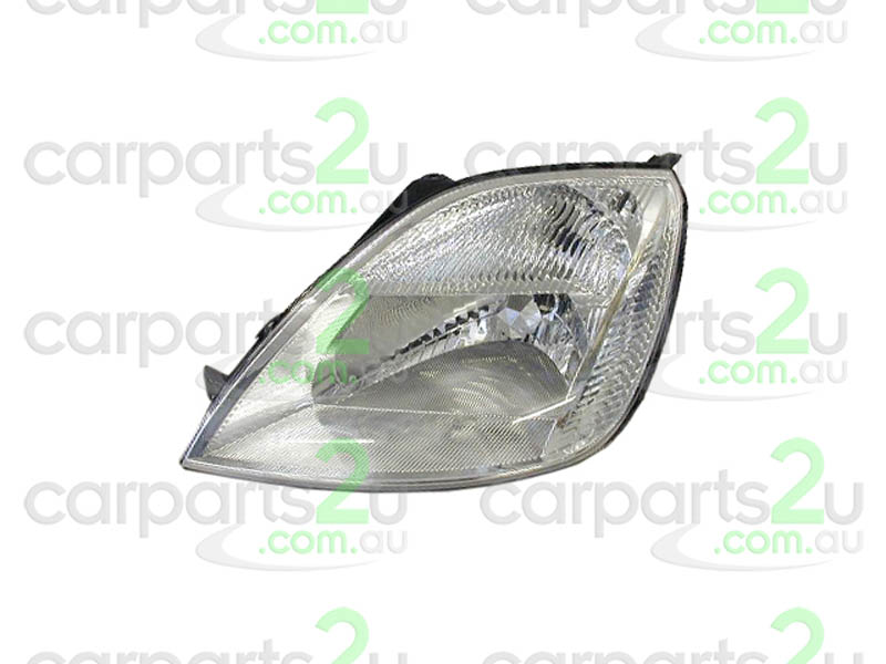 FORD FIESTA FOCUS LW  HEAD LIGHT - New quality car parts & auto spares online Australia wide with the convenience of shopping from your own home. Carparts 2U Penrith Sydney