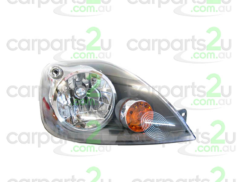 FORD FIESTA FIESTA WP/WQ  HEAD LIGHT - New quality car parts & auto spares online Australia wide with the convenience of shopping from your own home. Carparts 2U Penrith Sydney