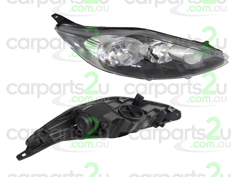 FORD FIESTA FIESTA WS  HEAD LIGHT - New quality car parts & auto spares online Australia wide with the convenience of shopping from your own home. Carparts 2U Penrith Sydney