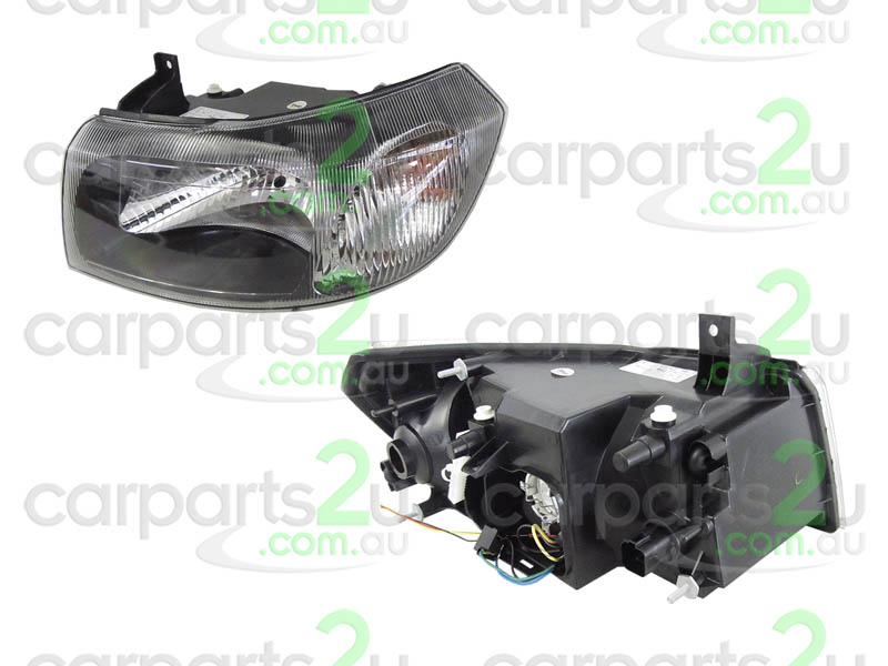 FORD TRANSIT VAN RANGER UTE PX SERIES 1  HEAD LIGHT - New quality car parts & auto spares online Australia wide with the convenience of shopping from your own home. Carparts 2U Penrith Sydney