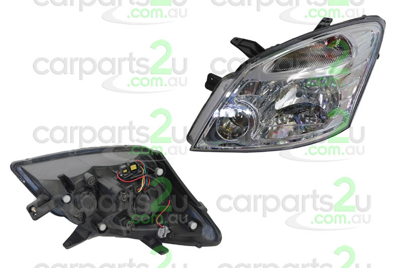 GREAT WALL X240  HEAD LIGHT - New quality car parts & auto spares online Australia wide with the convenience of shopping from your own home. Carparts 2U Penrith Sydney