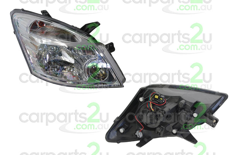 GREAT WALL X240 X240 WAGON  HEAD LIGHT - New quality car parts & auto spares online Australia wide with the convenience of shopping from your own home. Carparts 2U Penrith Sydney
