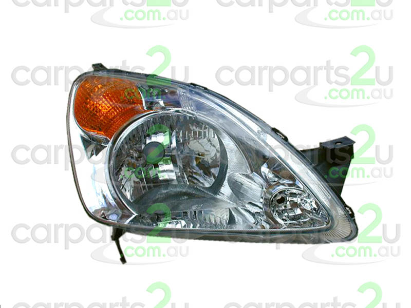 HONDA CRV CR-V RD WAGON  HEAD LIGHT - New quality car parts & auto spares online Australia wide with the convenience of shopping from your own home. Carparts 2U Penrith Sydney