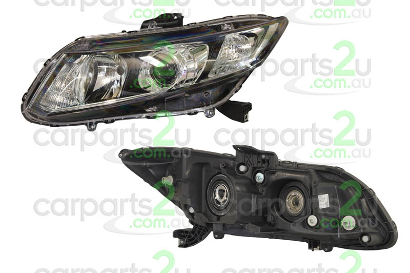 HONDA CIVIC FD  HEAD LIGHT - New quality car parts & auto spares online Australia wide with the convenience of shopping from your own home. Carparts 2U Penrith Sydney