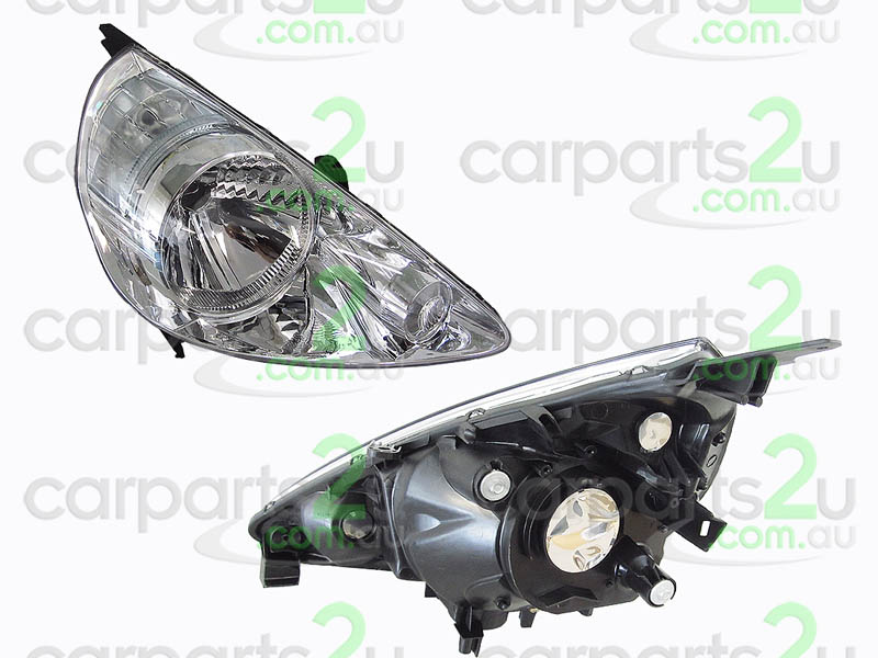 HONDA JAZZ JAZZ GD  HEAD LIGHT - New quality car parts & auto spares online Australia wide with the convenience of shopping from your own home. Carparts 2U Penrith Sydney