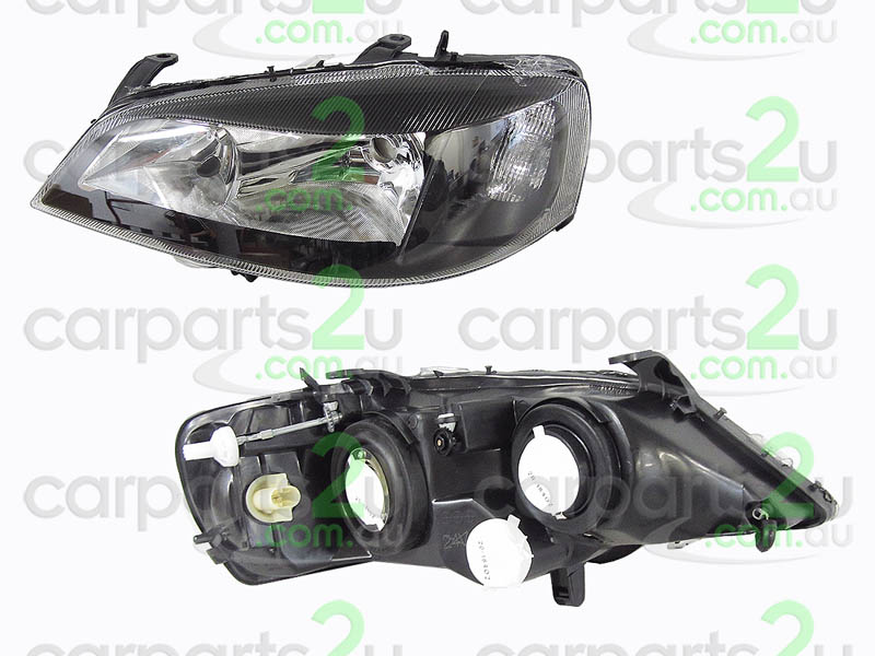 HOLDEN ASTRA TR  HEAD LIGHT - New quality car parts & auto spares online Australia wide with the convenience of shopping from your own home. Carparts 2U Penrith Sydney