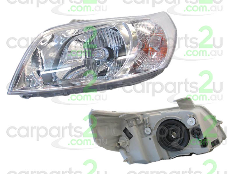 HOLDEN BARINA AH  HEAD LIGHT - New quality car parts & auto spares online Australia wide with the convenience of shopping from your own home. Carparts 2U Penrith Sydney