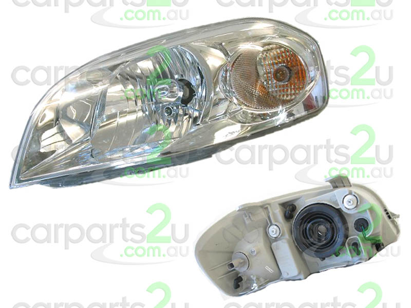 HOLDEN BARINA TK HATCH  HEAD LIGHT - New quality car parts & auto spares online Australia wide with the convenience of shopping from your own home. Carparts 2U Penrith Sydney