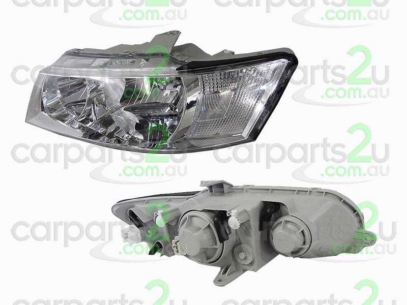 HOLDEN COMMODORE VL  HEAD LIGHT - New quality car parts & auto spares online Australia wide with the convenience of shopping from your own home. Carparts 2U Penrith Sydney